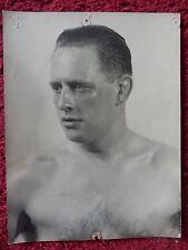Très rare catch photo années 1930-inconnu