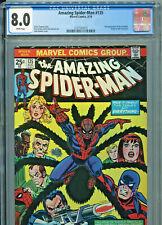 The Amazing Spider-Man #135 (Marvel 1974) CGC Certified 8.0