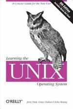 Learning the Unix Operating System, Fifth Edition, John Strang,Grace Todino-Gong