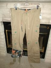 """Luxirie Lifted Research Group Rugged Leone Adjustable Capris NWT 30 AW 33"""""""