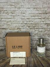 Le Labo Bergamote 22 Eau De Parfum Unisex 3.4 Fl Oz./100ml New In Box Sealed