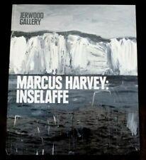 MARCUS HARVEY Inselaffe  2016  ART EXHIBITION CATALOGUE