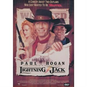 Lightning Jack (All Region Dvd)= Dvd
