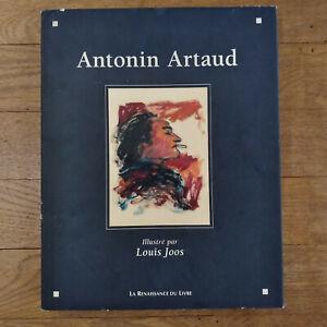 Antonin Artaud Louis Joos Renaissance du Livre