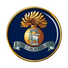 Royal Dublin Fusiliers, British Army Pin Badge