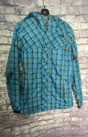 THE NORTH FACE Cryptic Size S Womens RECCO HyVent Plaid Ski Board Jacket Coat