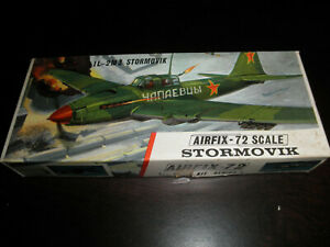 1/72 IL-2M3 STORMOVIK Russian Fighter by Airfix