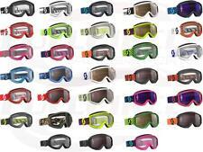 Scott USA Recoil Xi Adult Goggle Dirt Bike Motocross MX ATV UTV Lexan Lens
