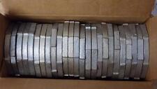 """STEEL CITY LN-108 Threaded Steel Locknuts 3"""" - Box of 25"""