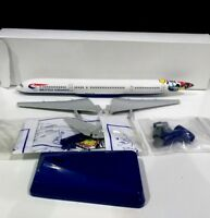 Wooster British Airways Poland 1 Boeing 757 200 Plastic model air plane flugzeug
