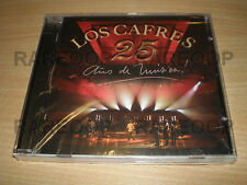 25 Años de Musica by Los Cafres (CD, 2013, Sony Music) MADE IN ARGENTINA