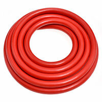 15 ft  Red 1/0 Gauge Amplifier Power Ground Wire 15 Feet 0 GA AWG Amp Cable Roll