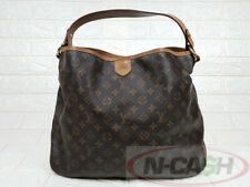 BIDSALEONLY! AUTHENTIC $1270 LOUIS VUITTON M40353 Delightful MM Monogram Bag