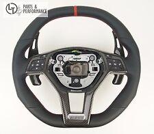 LE TEF® Lenkrad für Mercedes-Benz 45 63 AMG W204 W212 X156 W176 R231 R172 Perf