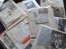 Vintage ephemera 'goody bags -#34-pack misc. ephemera-photos/documents /letters+