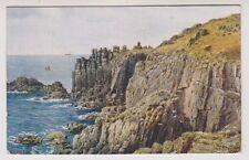 Cornwall postcard - Lands End - ARQ No. 2191