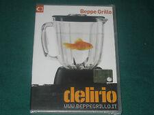 Beppe Grillo. Delirio