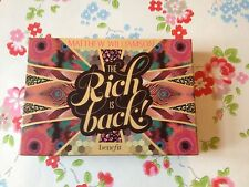 NEW  ⭐️BENEFIT⭐️Matthew Williamson The Rich is Back Christmas Makeup Kit Set⭐️