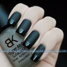 New 15ml Supper Matte Dull Effect Changing Surface Oil Polish Nail Art