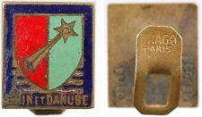 Rhin et Danube, insigne de boutonnière de Lattre, Drago - 25