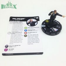 Heroclix Captain Marvel Movie set Phil Coulson #009 Gravity Feed fig w/card