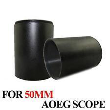 "50mm Sunshade 3"" Long 6-24X50AOEG,3-9X50AOEG Only For AOEG Scopes Riflescopes"