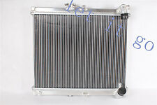NEW MAZDA RX7 RX-7 FC3S S4 R2 1.3 1986-1988 3ROW MT Aluminum Radiator 87