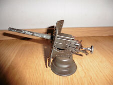 prewar german ordnance field gun flak cannon tin WWII on socket Hausser/Lineol