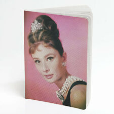 Audrey Pink Canvas Diary Notebook For Diary, Journal, Skectchbook Rare Design