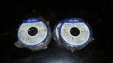 ER4043 aluminum mig spool gun welding wire alco tec 4in LOT 4  3/64 dia