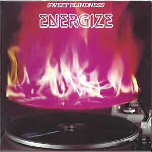 Sweet Blindness - Energize     New cd  Canada import.
