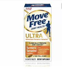 Schiff Move Joint Health Ultra Turmeric Tamarind 30ea