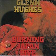 GLENN HUGHES (BASS) - BURNING JAPAN: LIVE USED - VERY GOOD CD