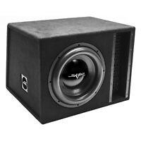 "NEW SKAR AUDIO EVL-1X12D2 - SINGLE 12"" 2500 WATT VENTED LOADED SUB BOX ENCLOSURE"
