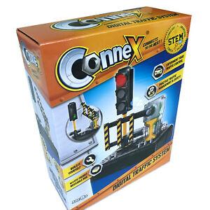 Connex Digital Traffic Control System STEM Science Educational Toy