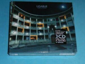 SIGILLATO LIGABUE - GIRO D'ITALIA - 3 CD LIMITATO NUMERATO 2a ED. - copia  56194