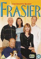 Frasier Season / Series 8 - Kelsey Grammer - NEW Region 2 DVD