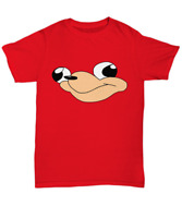 Uganda Knuckles Do You Know Da Wae the way da way Meme Funny Sonic VR Chat Shirt