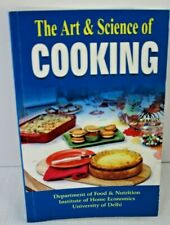The Art & Science of Cooking - India Delhi Cookbook Textbook Manual
