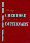 CHEROKEE DICTIONARY, BOOK, NATIVE AMERICAN LANGUAGE, BOOKS