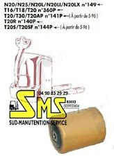 GALET 85 105 110 12 mm FENWICK LINDE T16 T18 T20 <N°360P 0039933604 TRANSPALETTE