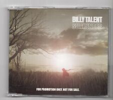 (IY693) Billy Talent, Surrender - 2007 DJ CD