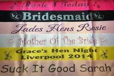 Personalised Welcome Home Party Hero Forces Banners
