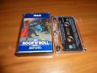 The Rock N Roll Era 1960 By Various Artists (Cassette 1992 Time Life) Used
