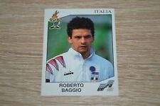 1992 Panini UEFA Euro Roberto Baggio Italy #251