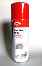 Spray Desgripante Removedor De Oxido Profesional Disulfuro De Molibdeno 400ml