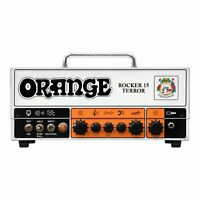 Orange Amps Rocker 15 Terror 2 Channel Tube Head Guitar Amplifier