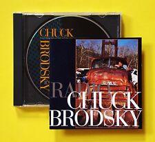 Chuck Brodsky - Radio US CD (Red House Records, 1998) Great US folk rock artist!