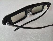 4pcs New shutter 3D glasses AN-3DG45 For Sharp TV Coin battery type