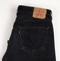 Levi's Strauss & Co Hommes 501 Jeans Jambe Droite Taille W36 L36 ASZ334